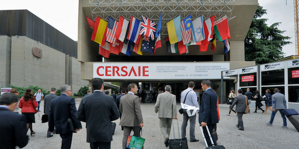 Cersaie rinnova con bolognafiere fino al 2020 for Cersaie bologna 2016