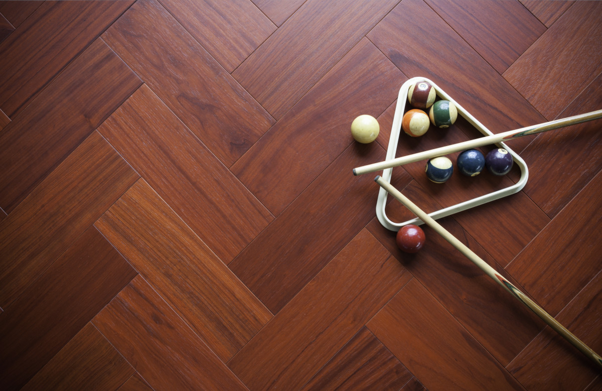 Italian Herringbone Padouk