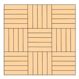 5. mosaico