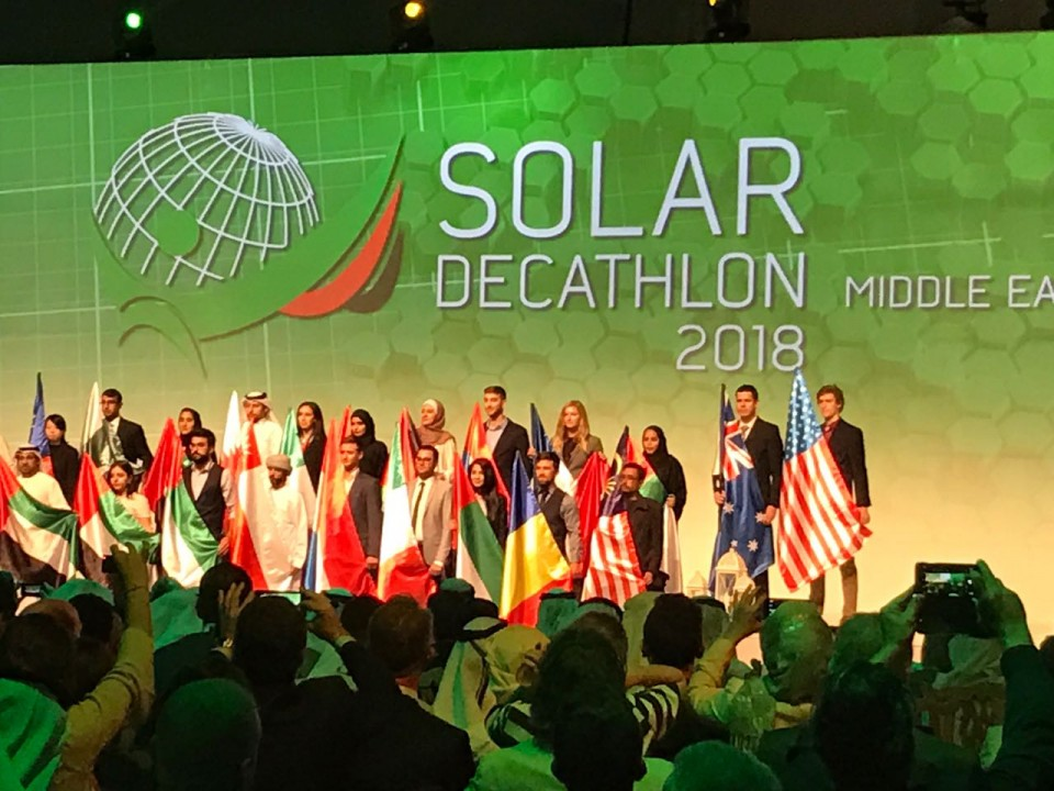 Solar Decathlon 2018