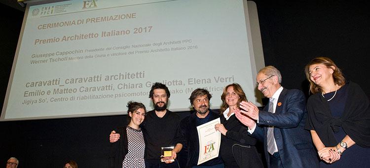 Architettura ecco chi sono i migliori talenti italiani for Migliori parquet italiani