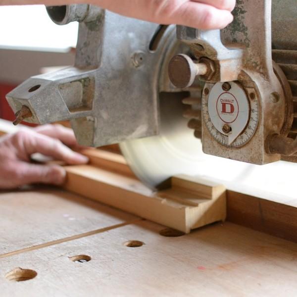 macchina per il legno