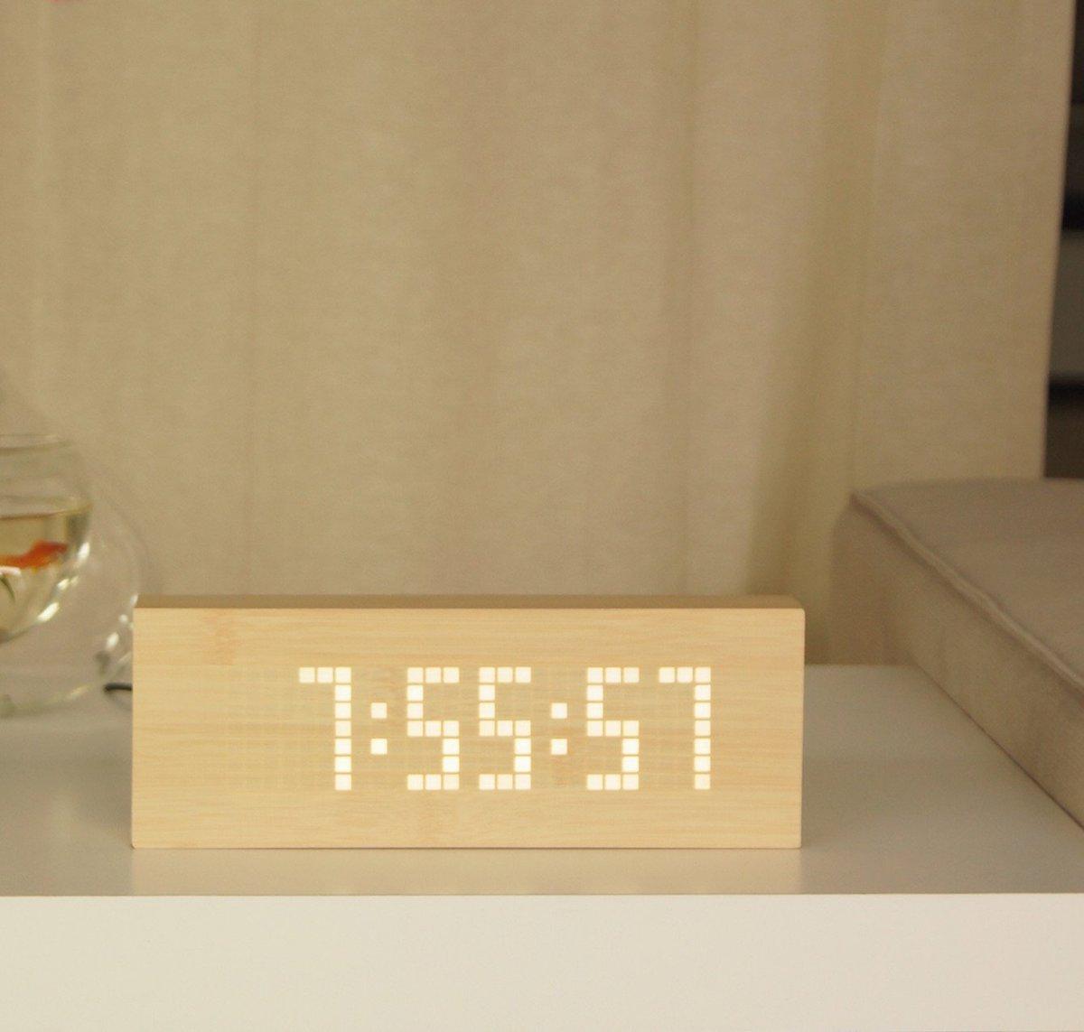 Click Message Clock