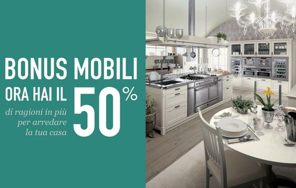 Bonus mobili se ne potr usufruire anche per tutto il 2018 for Bonus mobili cucine 2018