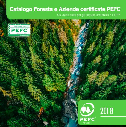 catalogo 2018 pefc italia